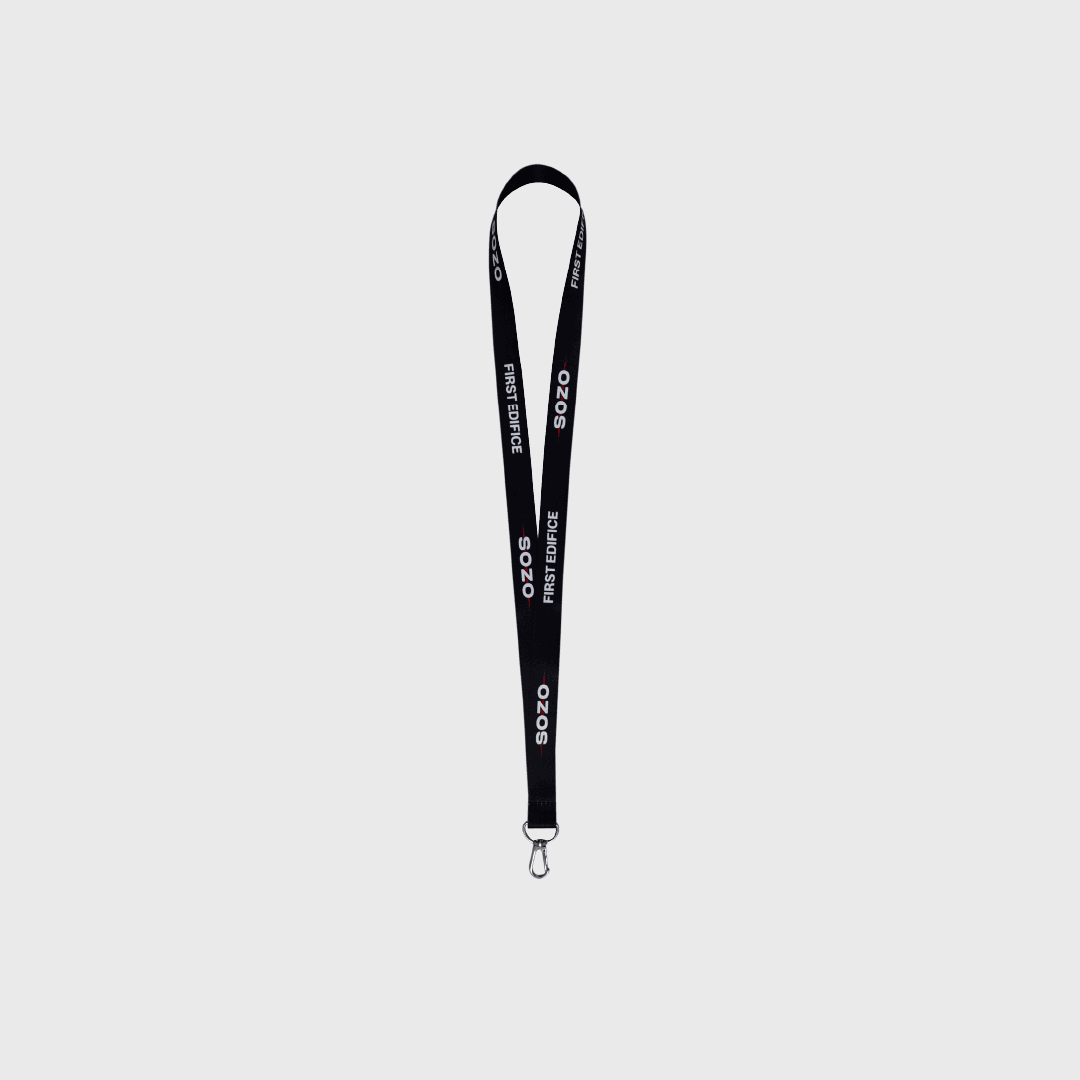 Sozo Lanyard - FIRST EDIFICE