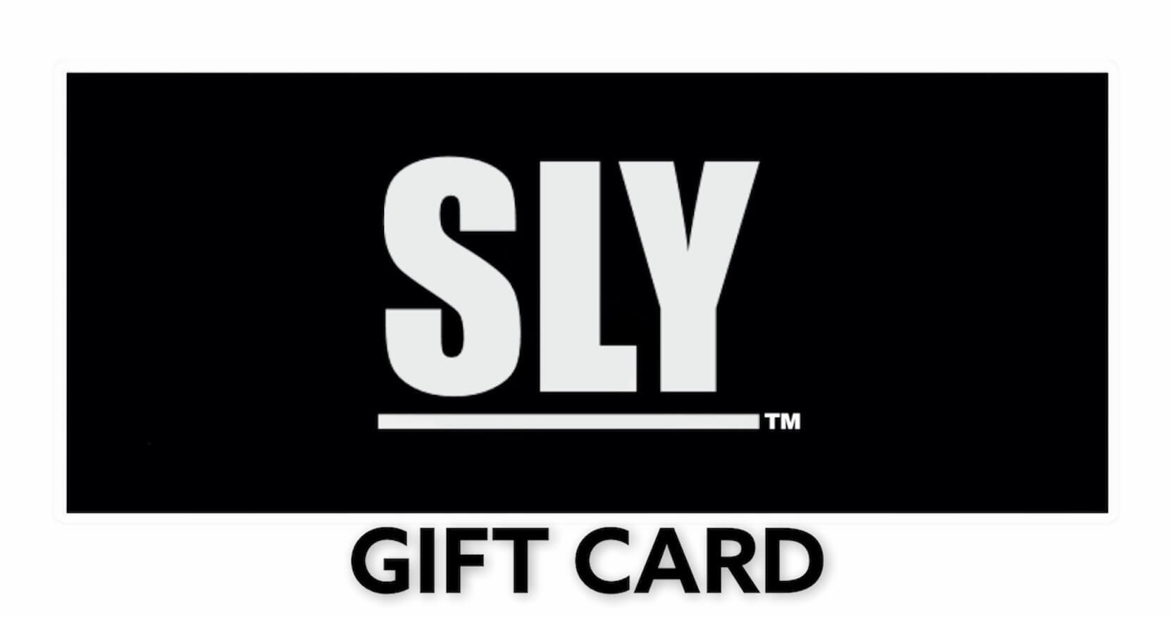 Sublify Gift Card.