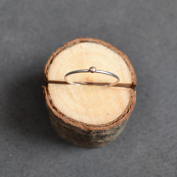 Cicee love strength gold ring