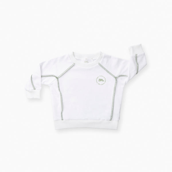 Organic cotton jumper sustainable clothes for children