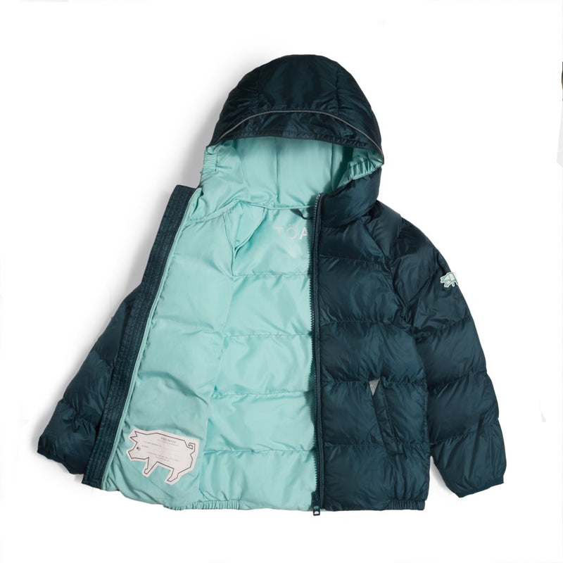 Töastie PUFFER JACKET FOREST GREEN