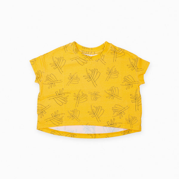 GOTS Organic cotton t-shirt sustainable kids fashion