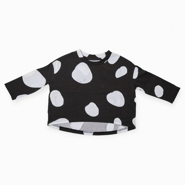 GOTS Organic cotton long sleeve sustainable kids fashion