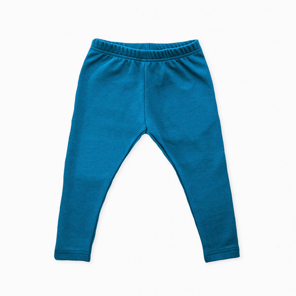 Organic cotton leggings sustainable clothes for children