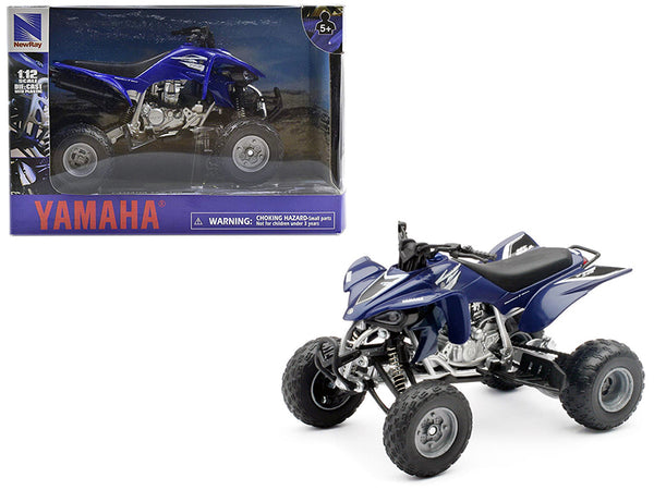 Yamaha YFZ 450 ATV 1/12 Motorcycle Model by New Ray