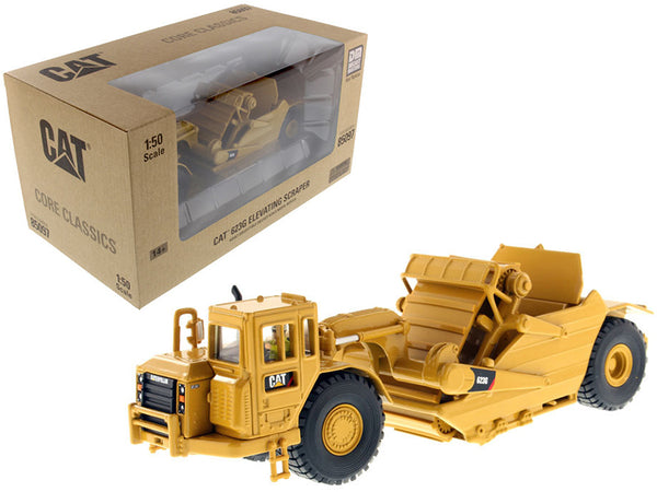"Caterpillar 623G Elevating Scraper with Operator ""Core Classics Series"" 1/50 Diecast Model by Diecast Masters"