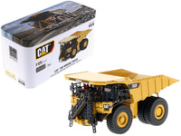 "Caterpillar 793F Mining Truck with Operator ""High Line"" Series 1/125 Diecast Model by Diecast Masters"