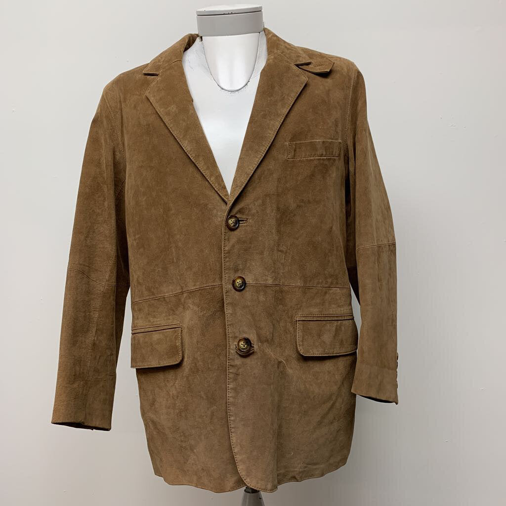 Orvis Suede Jacket