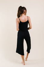 Load image into Gallery viewer, Good Better Best Cropped Tank Jumpsuit