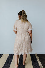 Load image into Gallery viewer, Blushing Lace Dress