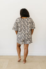 Load image into Gallery viewer, Paisley PJ Shorts