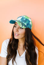 Load image into Gallery viewer, Tie Dye Cap