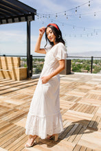Load image into Gallery viewer, Beach Wedding Maxi Dress