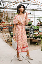 Load image into Gallery viewer, Blooming Beauty Midi Dress