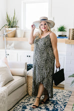 Load image into Gallery viewer, Enjoy The Ride Leopard Print Maxi Dress