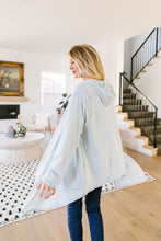Load image into Gallery viewer, Free Fall Pale Blue Cardigan