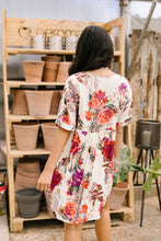 Load image into Gallery viewer, Glorious Garden Floral Dress