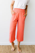 Load image into Gallery viewer, Go Get 'Em Gaucho Pants In Coral