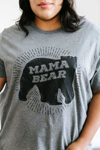 Mama Bear Graphic Tee