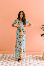 Load image into Gallery viewer, Morning Rendezvous Floral Maxi