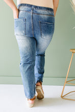 Load image into Gallery viewer, No Slouch Boyfriend Jean Joggers