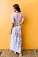 Load image into Gallery viewer, Santa Ana Tie Dye Maxi In Pink
