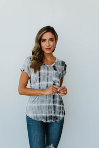 Wham Bamboo Top In Black