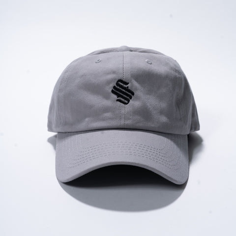 MFS Studio Logo Dad Hat - Gray