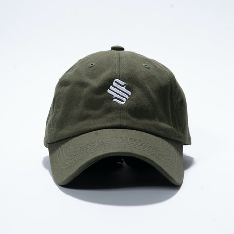 MFS Studio Logo Dad Hat - Green