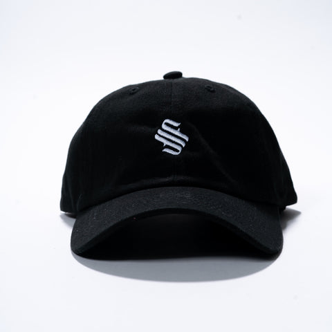 MFS Studio Logo Dad Hat - Black