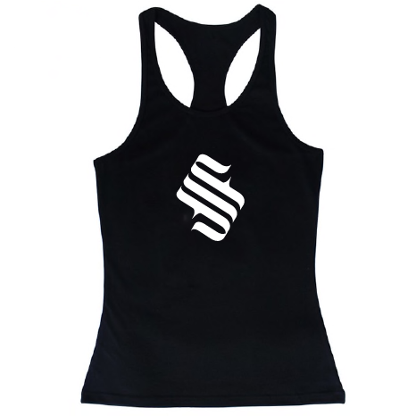 MFS Female Studio Tank Top - Black