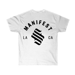 Manifest Coast White T-Shirt