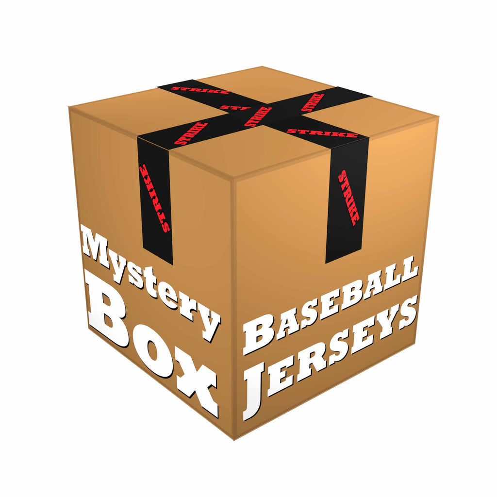 Mystery Box Baseball Jerseys