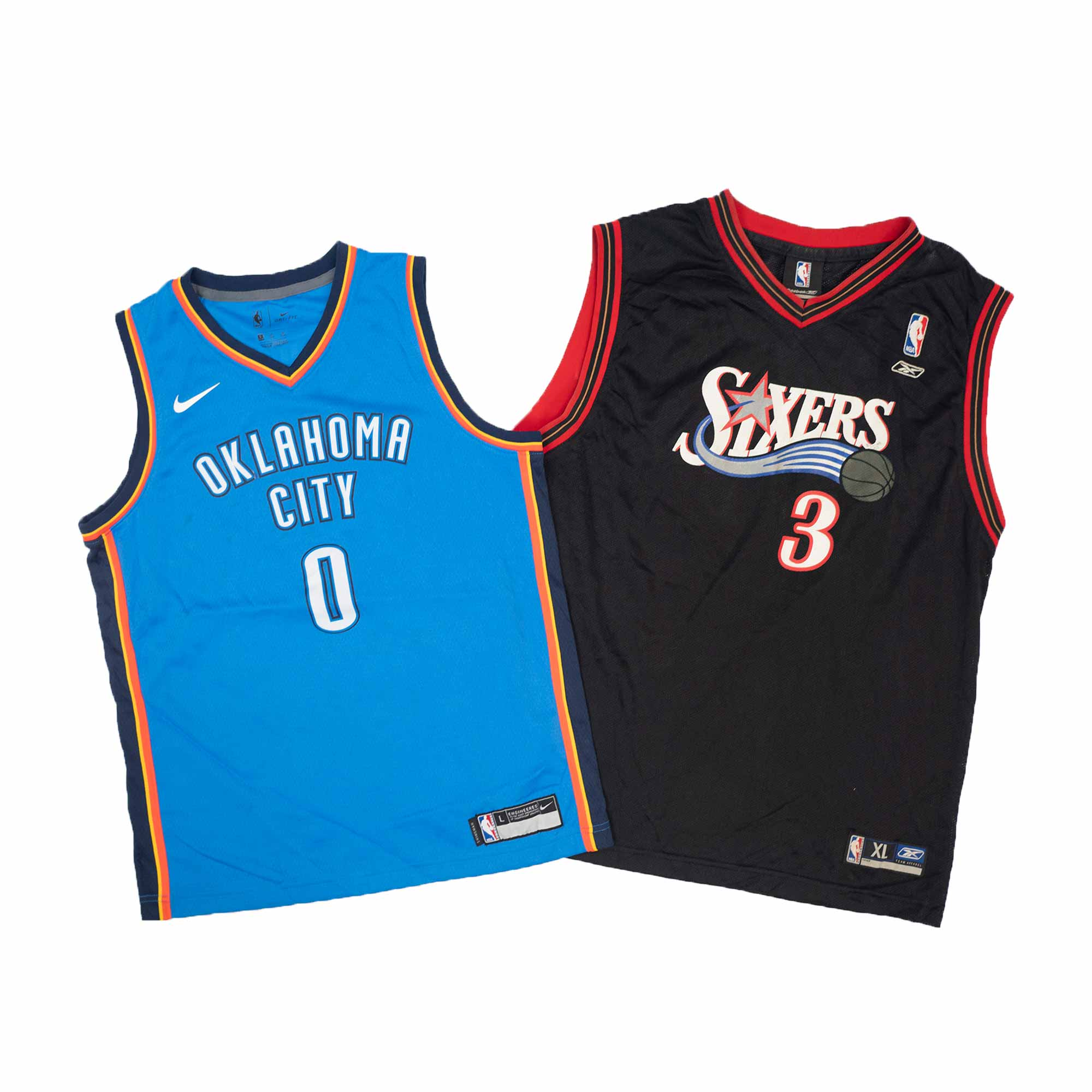 Mystery Box NBA Jerseys