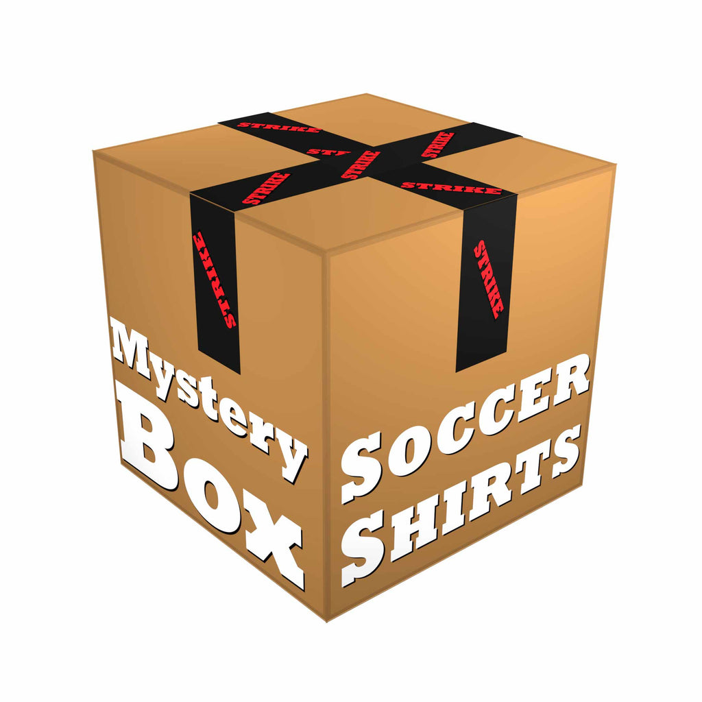 Mystery Box Soccershirts