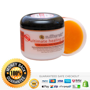 Ultimate Healing Cream 4 oz. - New Improved