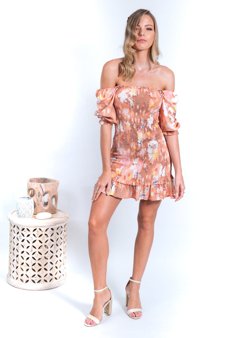 Tibi Mini Dress - Kia - Islandlace