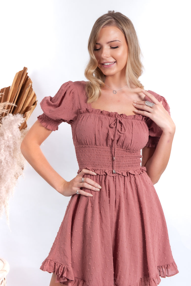 Ruby Mini Dress - Islandlace