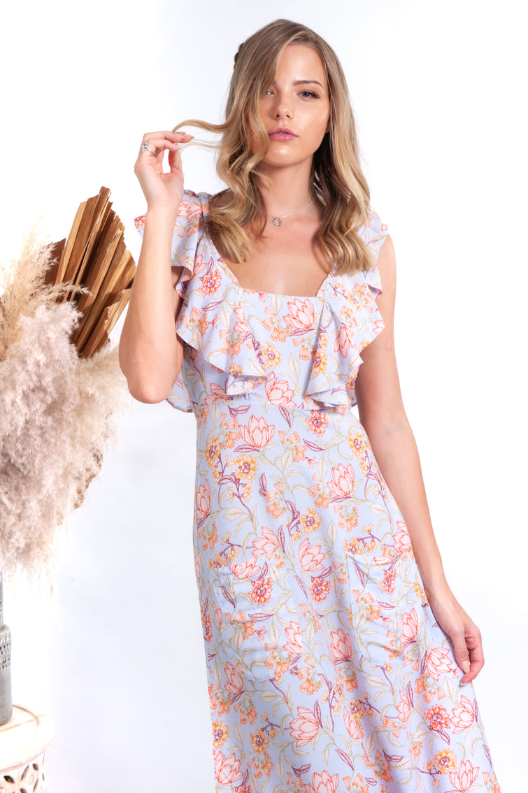 Bermuda Dress - Puka - Islandlace