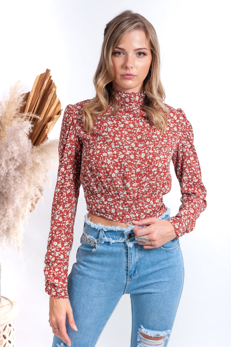 Ruby Crop - Islandlace