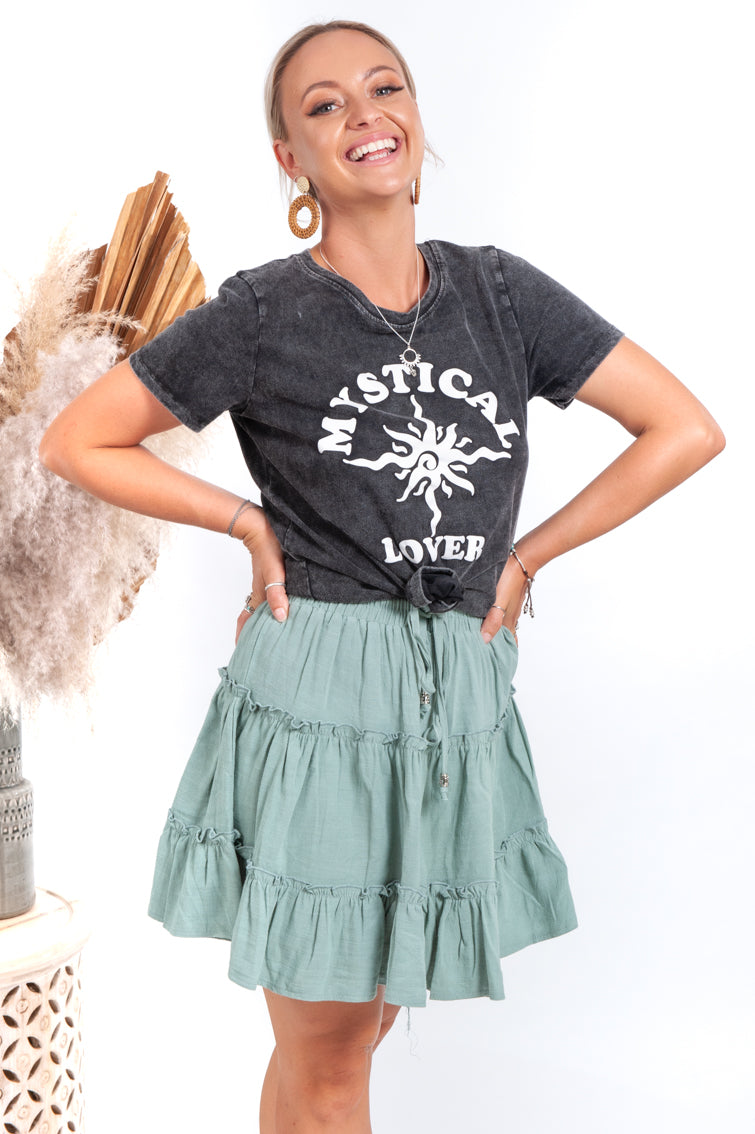 Mystical Lover Tee - Islandlace