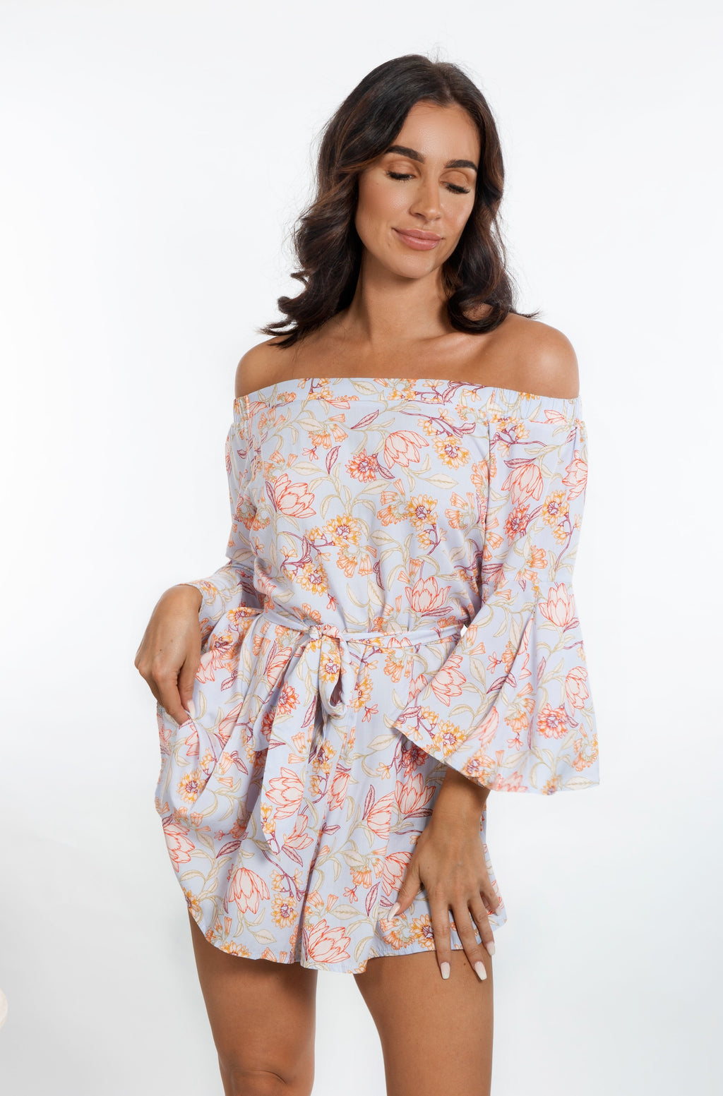 Calile Playsuit - Puka - Islandlace