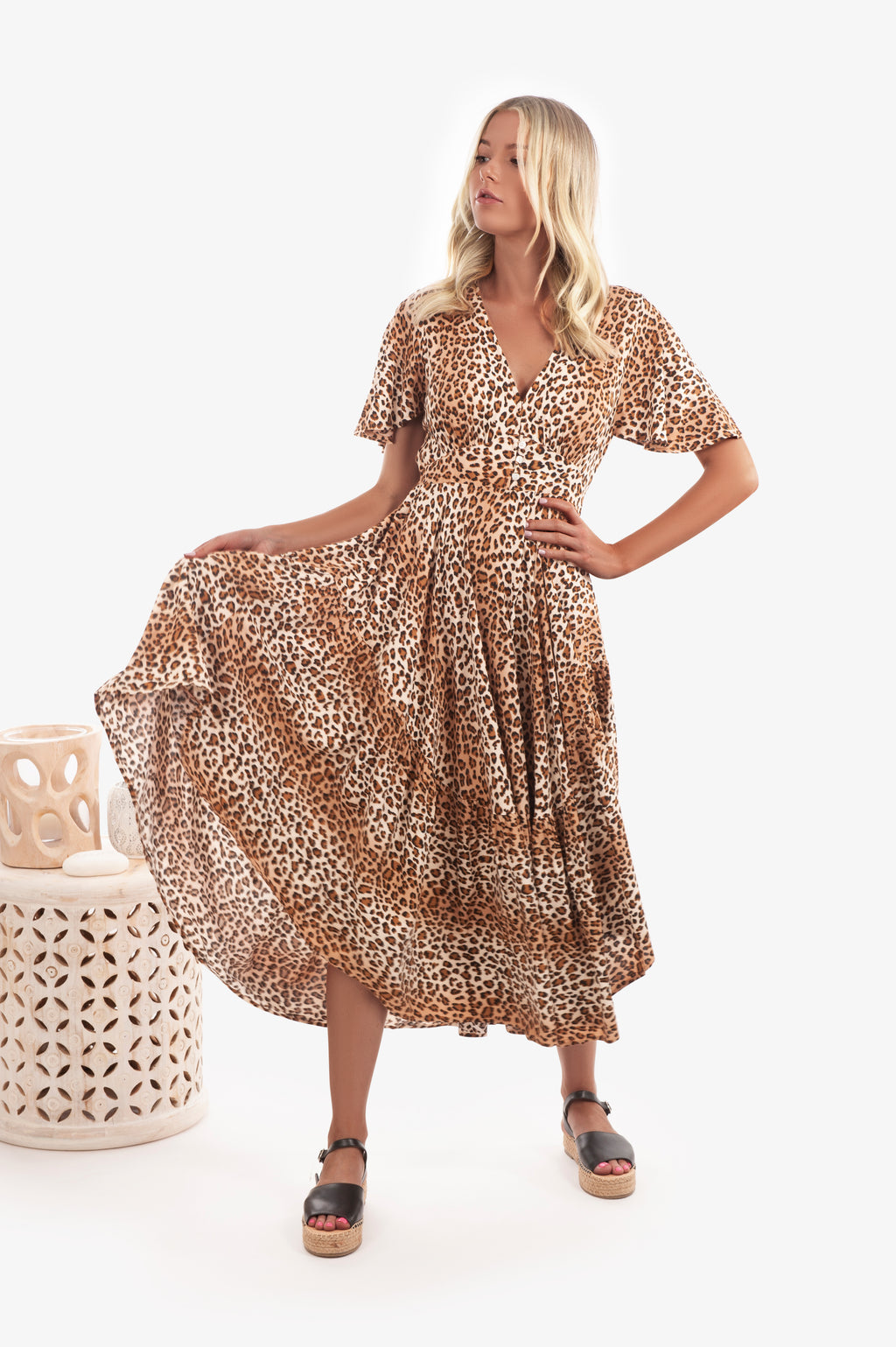 Lillie Maxi Dress