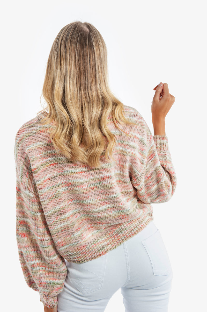 Ariel Knit Jumper - Islandlace