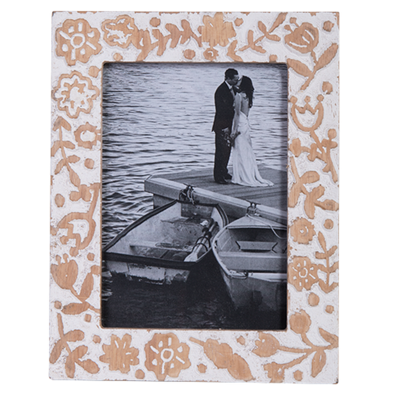 Fluer Photo Frame - 4x6 - Islandlace