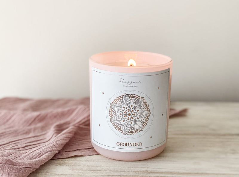 Grounded Candle - Eunoia Collection - Islandlace
