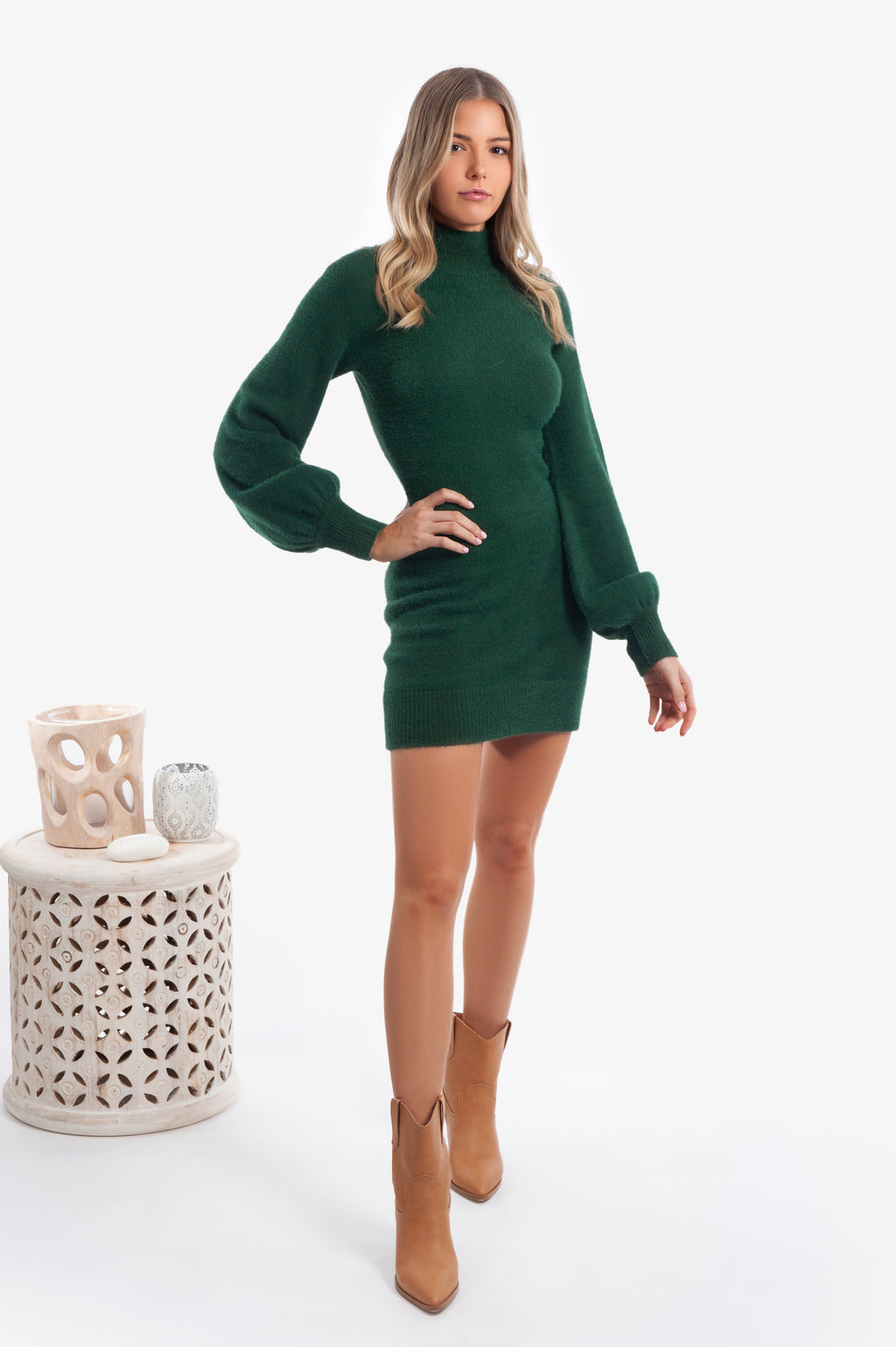 Everly Knit Dress - Islandlace