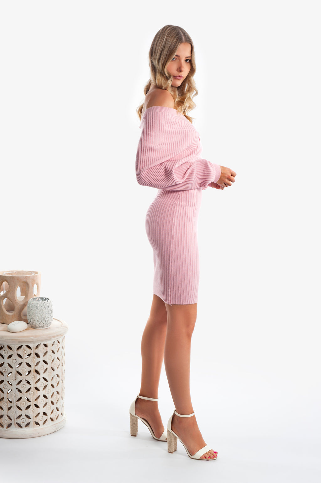 Quinn Knit Dress - Islandlace