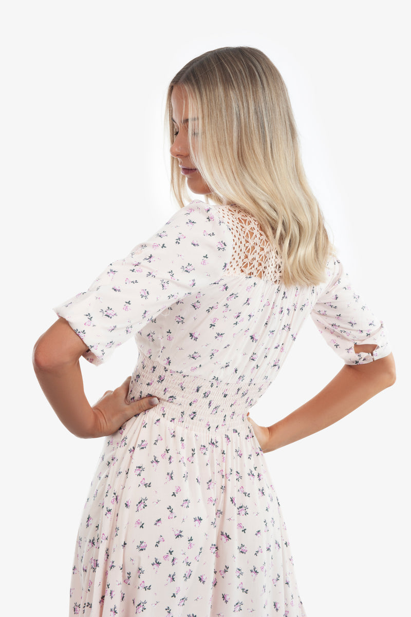 Indiana Maxi - Margot Print