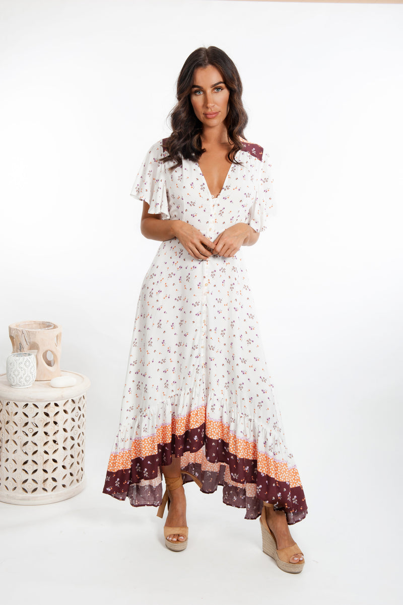 Gwen Maxi Dress - Mimi - Islandlace